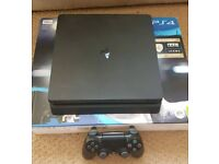 PlayStation 4 500Gb Slim Console with 5 games