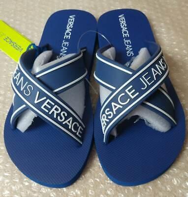 Versace Jeans men's flip flops size 11UK (45EU)
