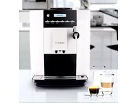 KALERM FULLY AUTOMATIC BEANS TO CUP COFFEE MACHINE