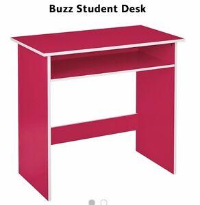 Pink Desk and book shelf Greenslopes Brisbane South West Preview