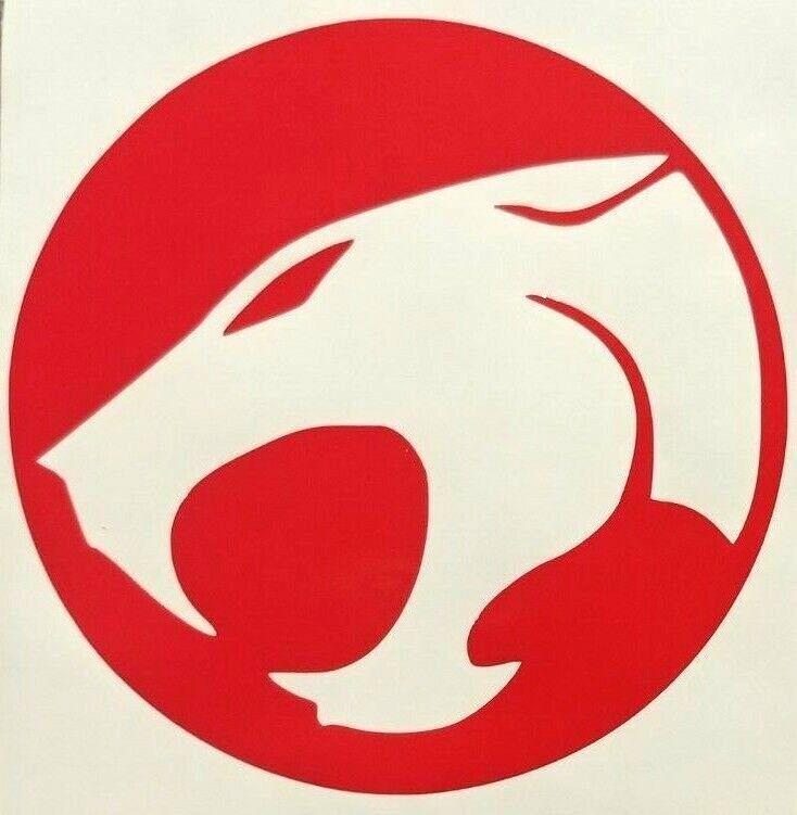Home Decoration - ThunderCats Logo Vinyl Sticker Decal home laptop choose size/color