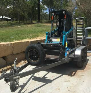 Mini Bobcat Hire