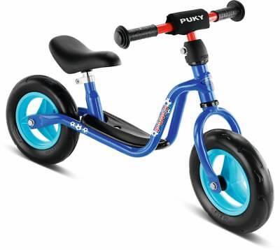 Puky Laufrad LR M 4055 blau Fußball Lauflernrad Kinder ab 2 Jahre Kinderlaufrad