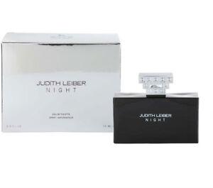 Judith Leiber Night for Women Eau de Toilette Spray 2.5 oz - New in Box
