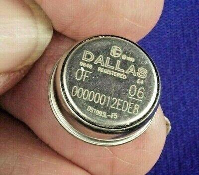 Ds1993l-f5 Button Multikey Ibutton Tm Newnos Dallas Semiconductor