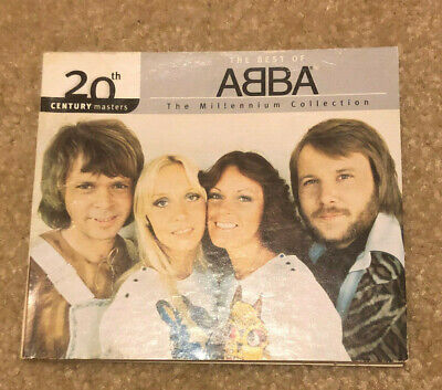 20th Century Masters-The Millennium Collection: The Best of ABBA by ABBA (CD,...