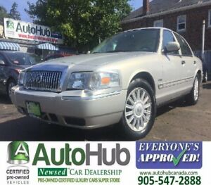 2009 Mercury Grand Marquis LS ULTIMATE EDITION-LOADED