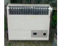 Baxi gas heater