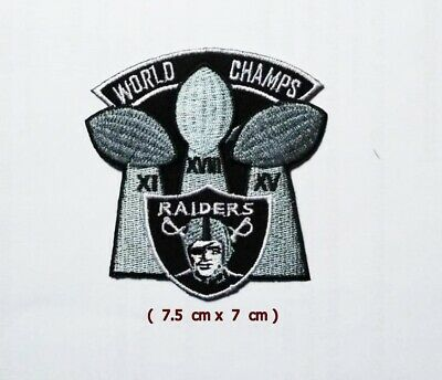 Oakland Riders  NFL  Sport  Logo Embroidery Iron,sewing,patch on - Oakland Riders