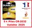 Lot-de-1-a-10-Pile-CR-2032-DL-2032-DURACELL-bouton-Lithium-3V-DLC-2025