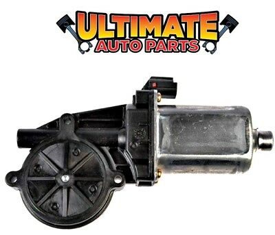 Front Power Window Motor Passenger RH for 81-83 Plymouth PB350 Voyager Van