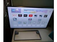 """40"""" Panasonic Full HD 3D smart TV with Freeview/Freesat HD (Freetime)"""