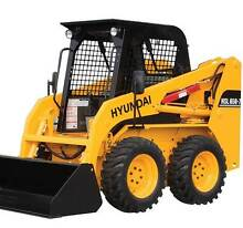 Hyundai Skid Steer loader with 4 in 1 bucket Wetherill Park Fairfield Area Preview