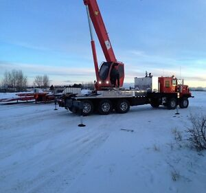 45 Ton Weldco Picker and rig up