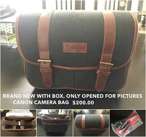 Canon Camera Bag *BRAND NEW*