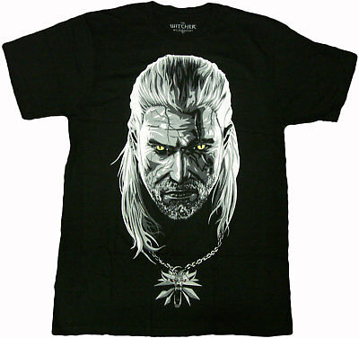 The Witcher 3 Glow-In-The-Dark Toxicity Premium Adult T-Shirt - Video game Xbox](Glow In The Dark Game)
