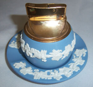 Wedgewood Lighter & Tray