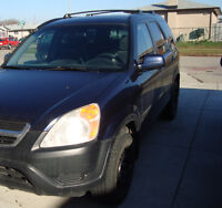 2003 Honda CR-V SUV, Crossover certified and e-tested
