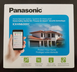 Panasonic Home Security System KX-HN6000