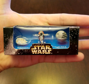 RARE VINTAGE GALOOB 1996 STAR WARS MICRO MACHINES COLLECTION # 6