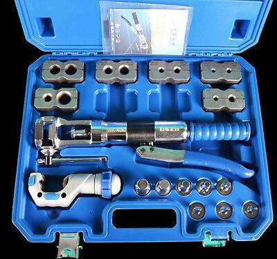 Tube Expanding Tool Copper Tube Pipe Expander Tool Kit Wk-400al