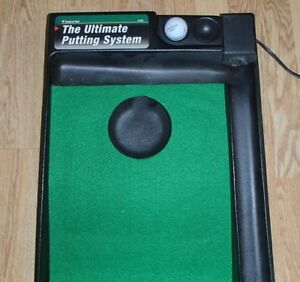 The Ultimate Putting System