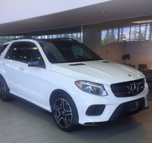 Mercedes GLE 400 - 2017 Lease Takeover