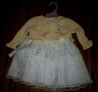 """A beautiful """"Cinderella"""" dress for a little lady of 12-18 months"""