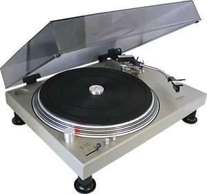 Record Players (Turntables)