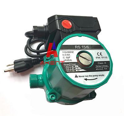 34 110v Hot Water Circulation Pump Circulator Pump For Solar Heater System