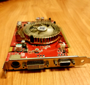 MSI GF 6600 - 128mb Video Card