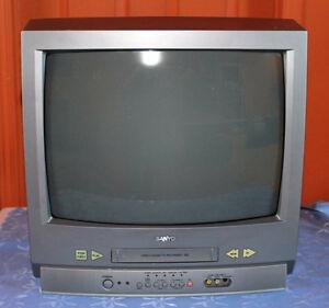 Sanyo Télé VHS