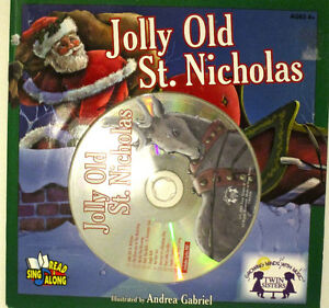 CHRISTMAS HOLIDAY SINGALONG BOOK & CD COLLECTION! Windsor Region Ontario image 6