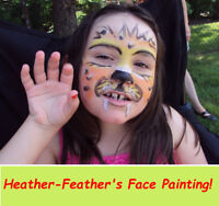 Face Painting -- Birthday Parties, Community Events, Kids Groups