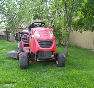 Toro Lawn Tractor / Mower Hydrostatic Transmission With Trailer