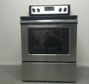 Whirlpool Stainless Steel Stove