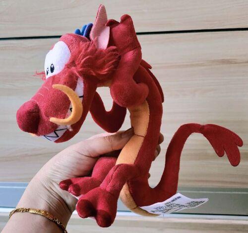 Disney Store JAPAN 2020 Mulan Plush Mushu Plush Doll Toy Gift
