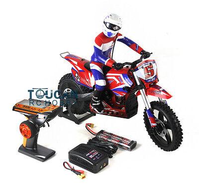 Used, Scale 1/4 Skyrc Rider SR5 RTR RC Bike Motocros Self Balance Battery GT3C Radio for sale  China