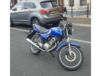2007 Honda Cg 125 £550