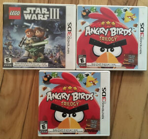 3DS Games - $10 each OBO