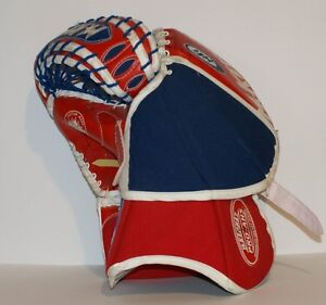 Goalie Glove Blocker