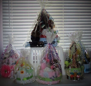 Diaper Cakes / Baby Shower Gifts