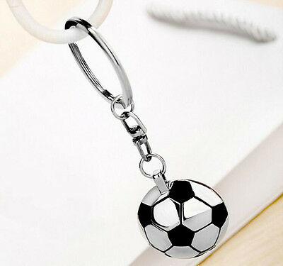 Sports SOCCER Futball Foosball Football KEY CHAIN Ring Keychain Metal Gift