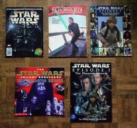 Collectible STAR WARS Books and Magazines