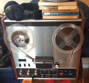 Reel to reel for sale