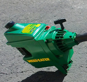 WEEDEATER. XT20 Weed Whipper Gas Trimmer Mower