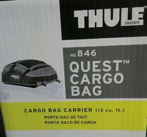 Thule Quest Cargo Bag - for a Mini Van - Brand New 1/2 Price!