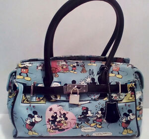DISNEY:  Mickey Mouse and Minnie Purse