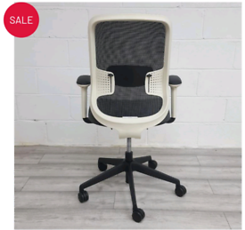 Orangebox Do white Grey Task Mesh office chair free delivery