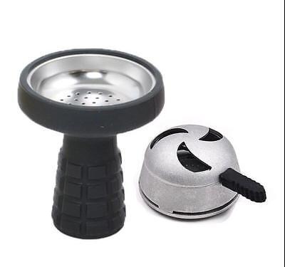 Kaloud Lotus Grid Multi-hole Silicone Shisha Hookah Bowl Charcoal Stove Burner